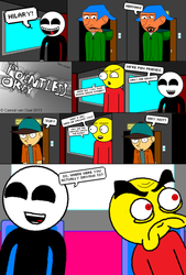 Pointless Comic 11 by zerodecoole