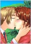 Gakuen Heaven Kiss