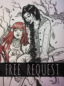FREE REQUEST - OVER! CHECK MY FB