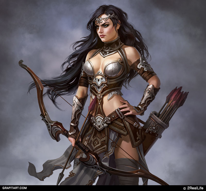 Sexy dungeons and dragons women #14