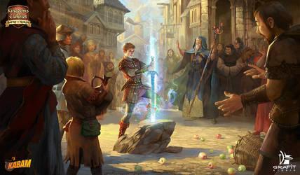Kingdoms of Camelot