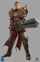 For ArcheAge by Grafit-art
