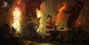 The Sword Room