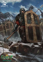 Mahakaman Defenders by Grafit-art