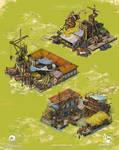 Iron yard / Shipyard