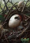 Harpy egg