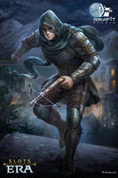 Assassin by Grafit-art