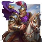 Silver Cavalry Cornelius Nepos