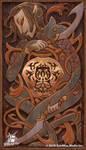 Naryu Virian by Grafit-art