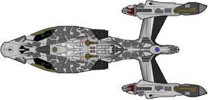 S.S.S. Einstein FNRC-01X-UD Terra Class