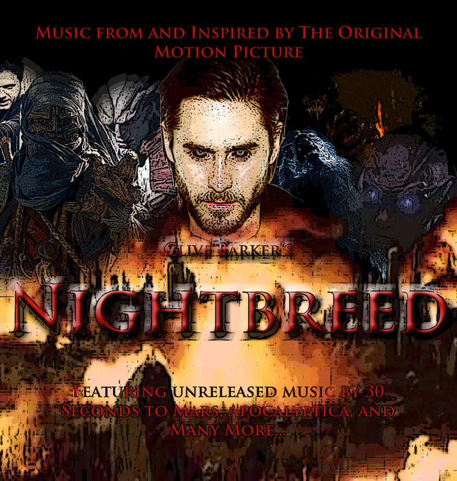 Nightbreed Soundtrack Cover By Sibbs00000 On Deviantart