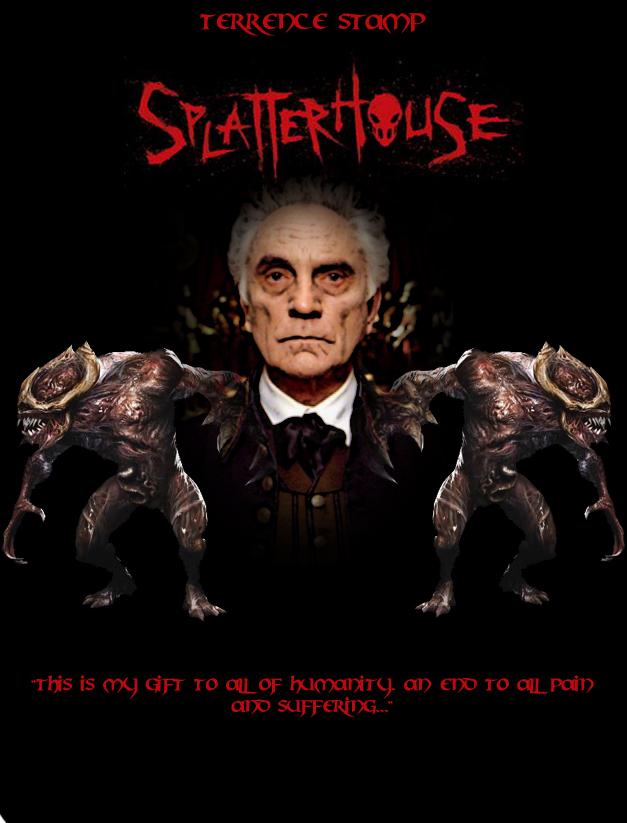 Splatterhouse 2010 part one bloodgasm - 5 2