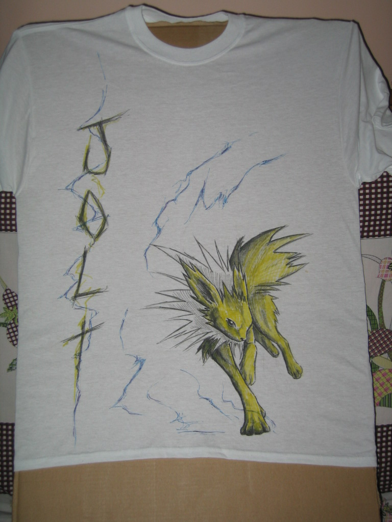 Jolteon Tshirt by Canyx