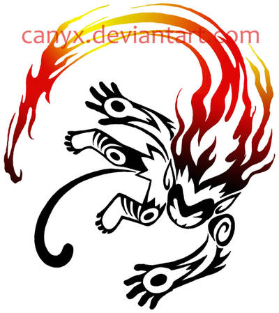 Infernape COMMISSION by Canyx