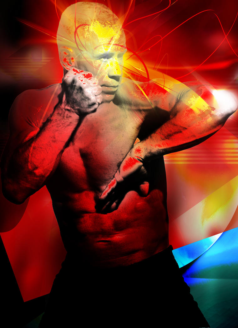 3P Martial Arts by Danielfant