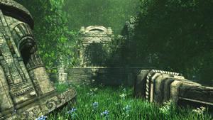 Abandoned temple [SFM]