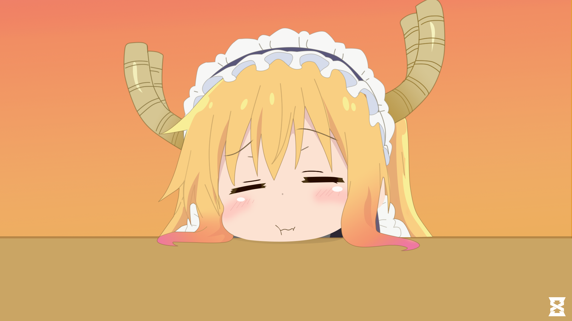Tooru Kobayashi San Chi No Maid Dragon Vector By Sylvestriz On