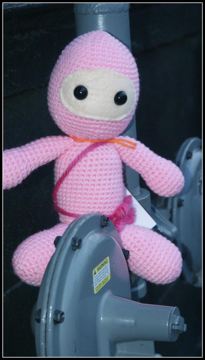 Girlie Ninja by SecondHandCaravan