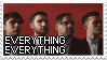 everything everything stamp by Lepedi