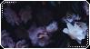 [AESTHETIC STAMP] dark flower set 2 by Lepedi
