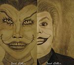 My joker drawing's'