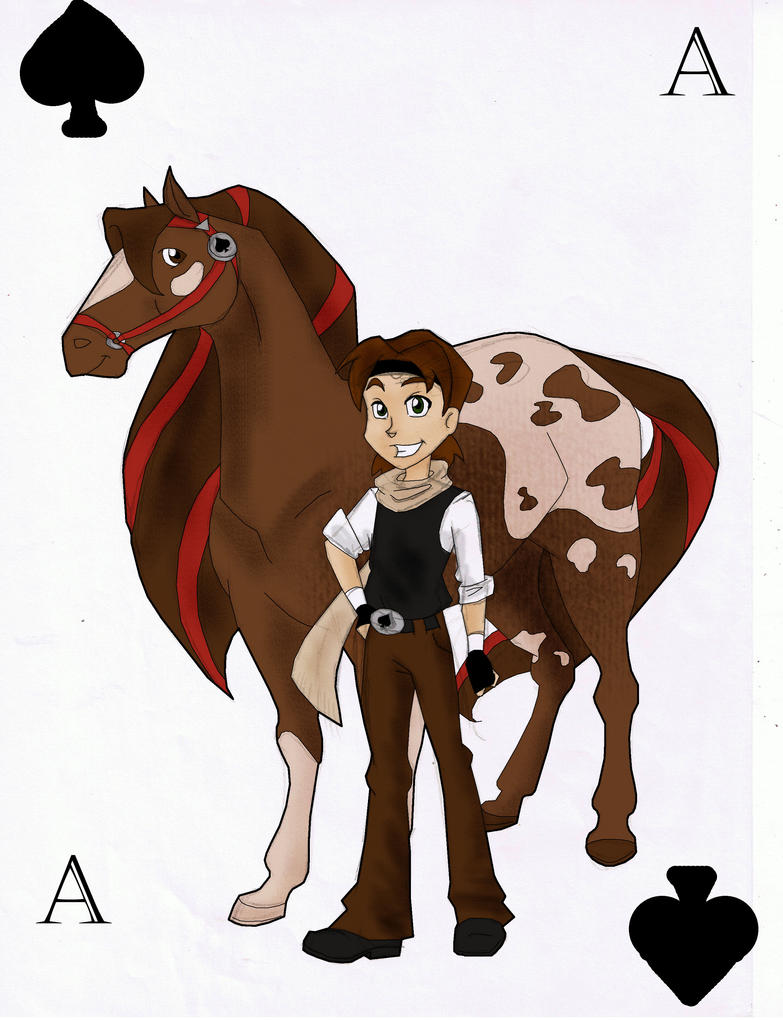 Horseland Bailey And Aztec