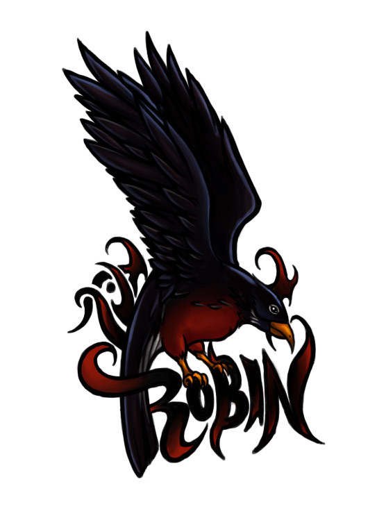 Robin Design by DaosX