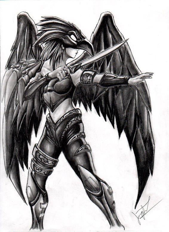 The Korppikultti Raven_by_JTran218