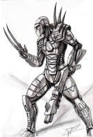 Cyber Knight by DaosX