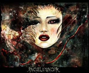_'Dandelions + Dust'_ by AngelusNoir