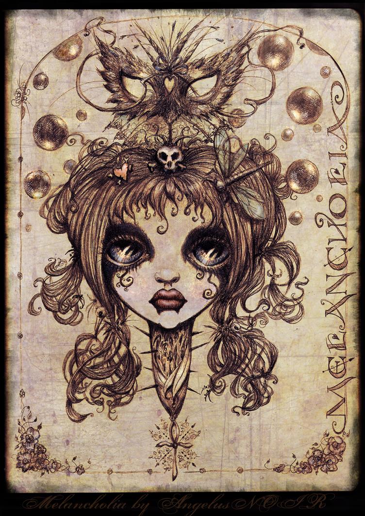 _Melancholia_II_ by AngelusNoir