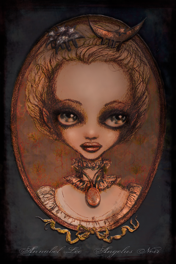 Annabel Lee by AngelusNoir