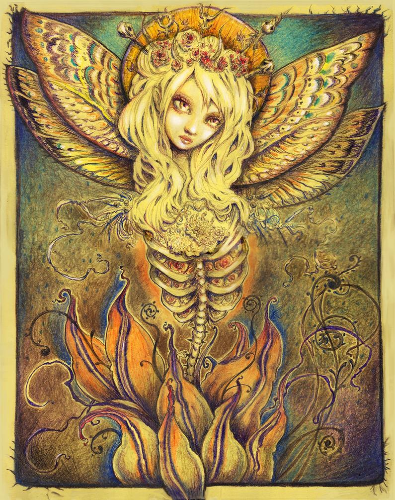 goddess_WiP by AngelusNoir
