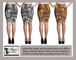 Skirts Sample Dark Romance X 2 Versions