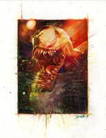 Venom by diazartist
