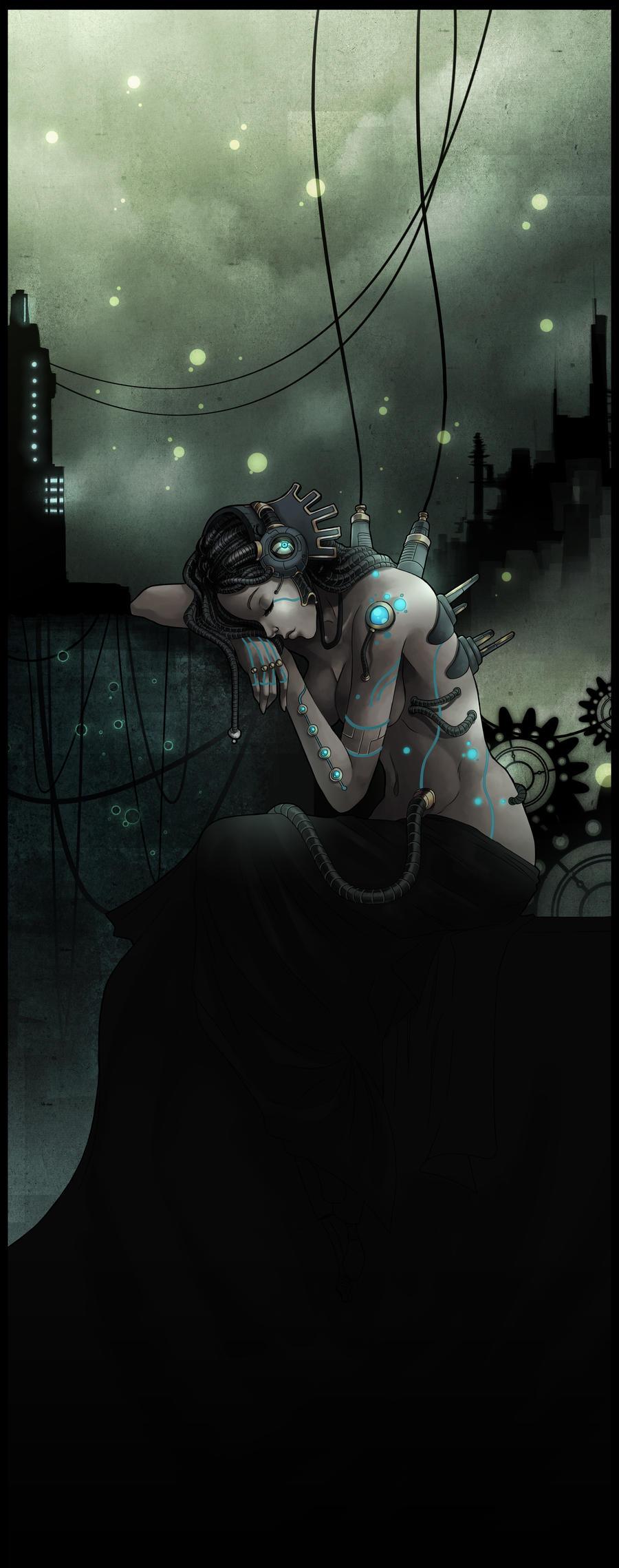 La Nuit by Fred-H