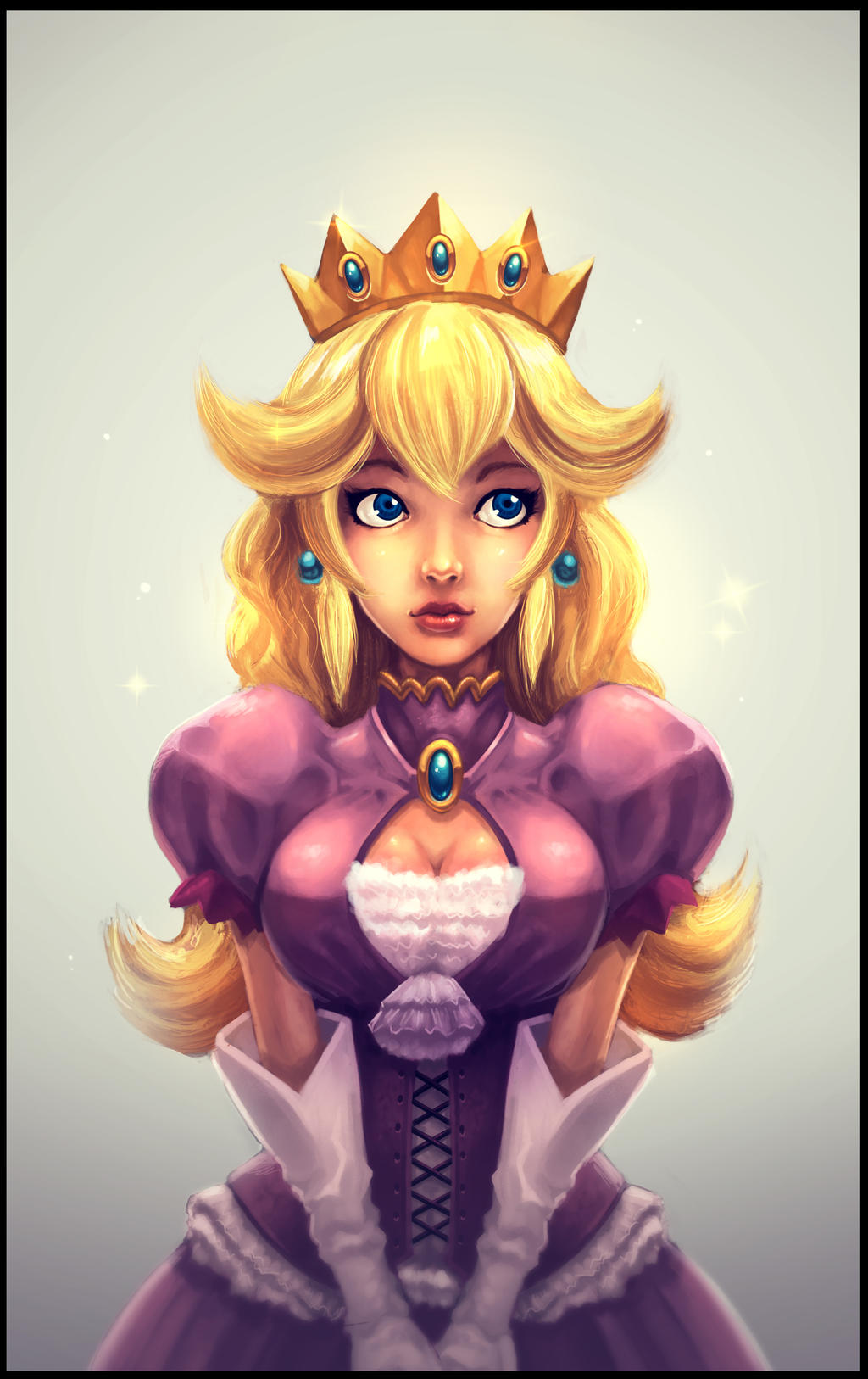Peach by Fred-H