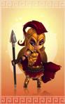 Chibbi Gods : ARES
