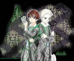 A Wolf and a Dragon: A Tale of Two Slytherins