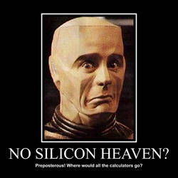 No Silicon Heaven? by TheRealSneakers