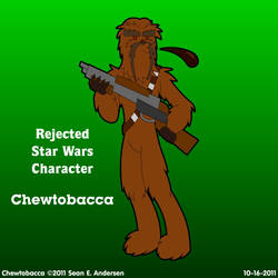 Rejected Star Wars idea 1 by TheRealSneakers