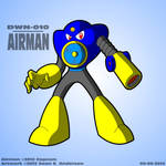 Mega Man 2 - Airman