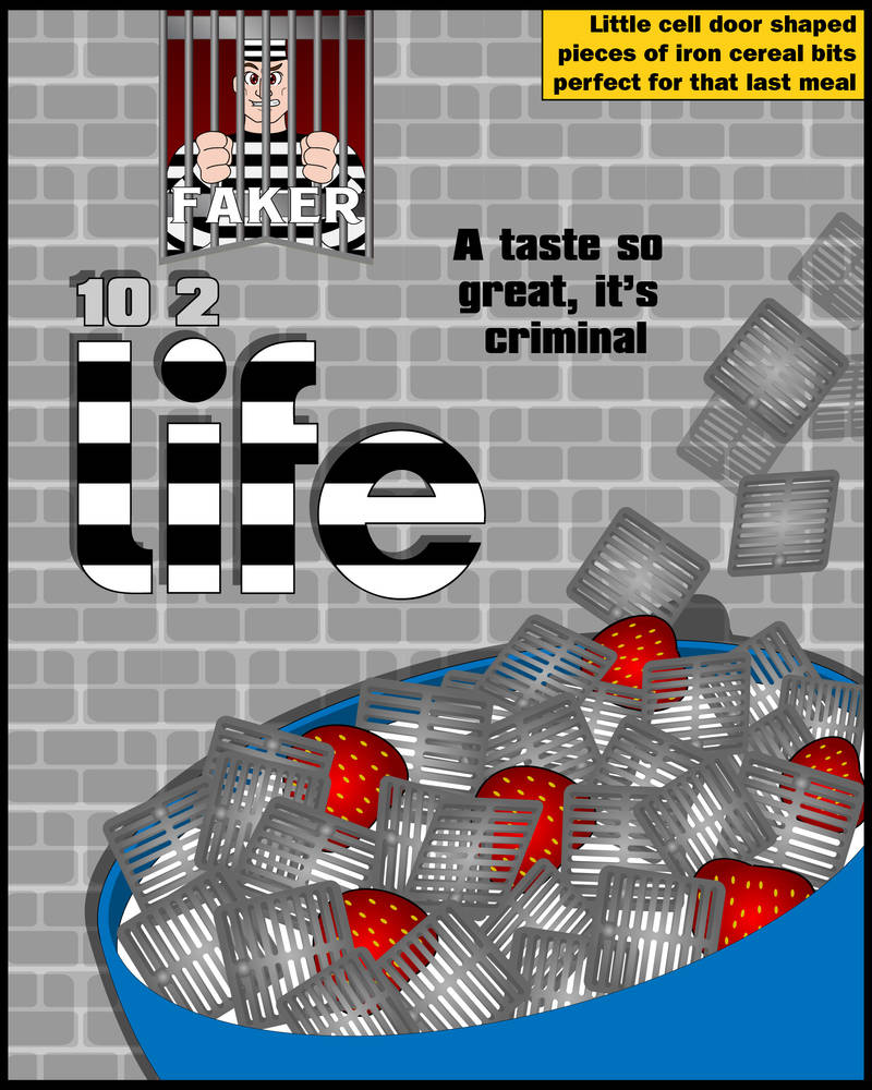 10 2 Life Cereal by TheRealSneakers