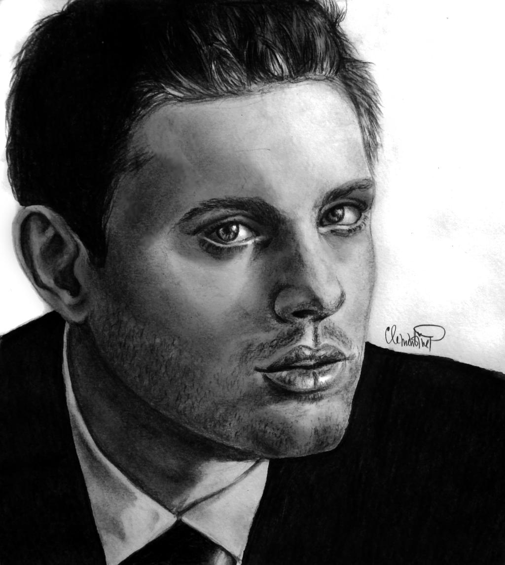 Jensen by clementine-petrova