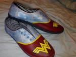 Wonder Woman Shoes