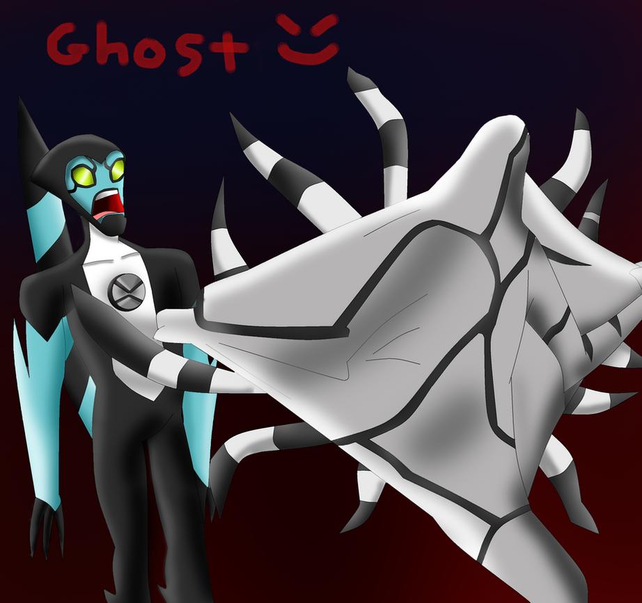 Ghostfreak by xKiaxExPyrosx on DeviantArt