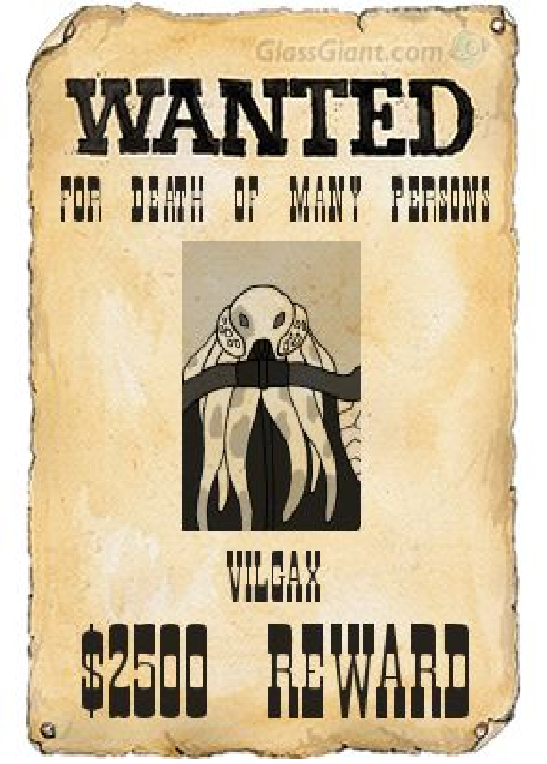 Wanted Vilgax by Venetia-the-Hedgehog