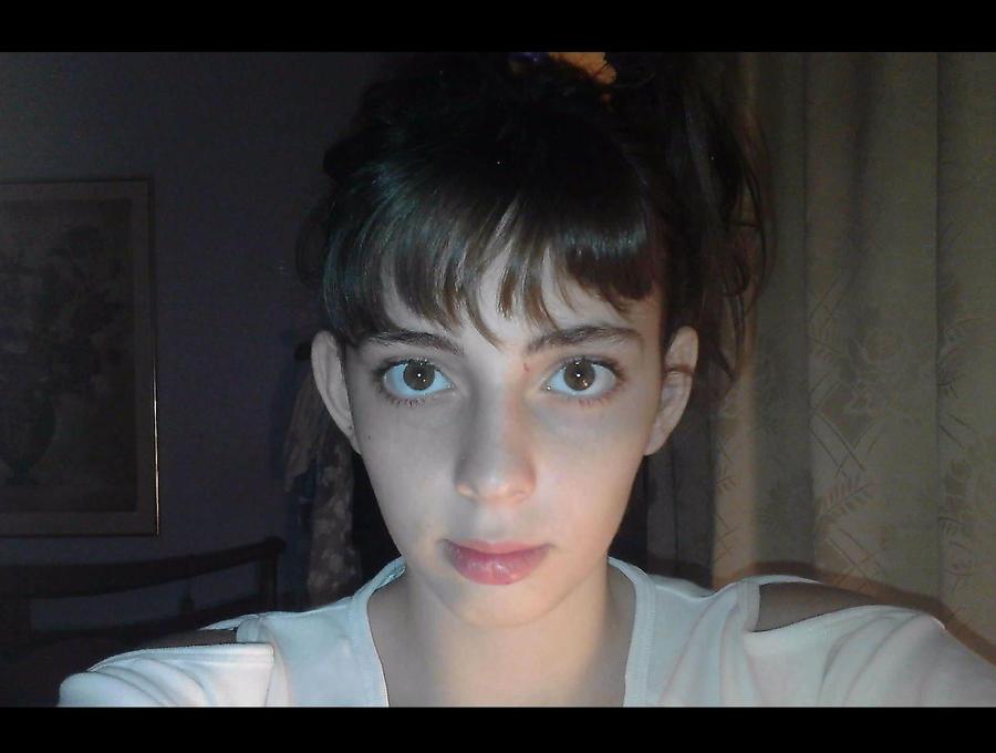 Me as Lydia Deetz by Venetia-TH