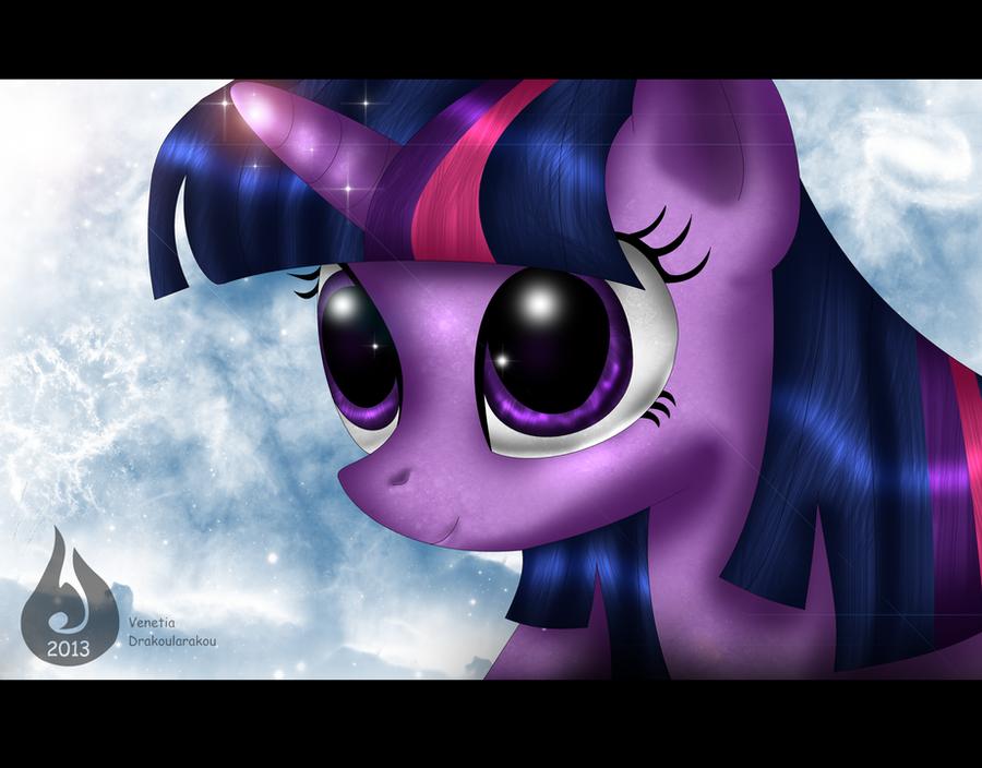 Twilight Sparkle by Venetia-TH