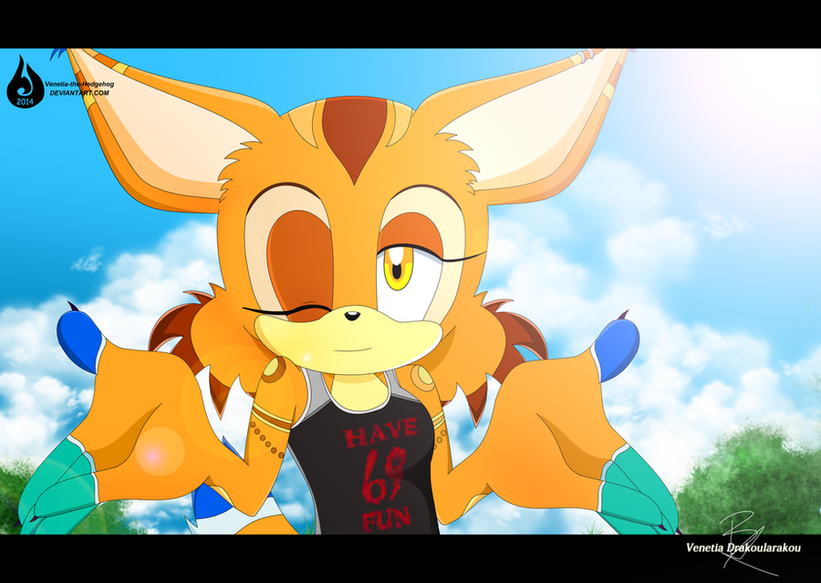Point Commission:  RJ the Lynx by Venetia-the-Hedgehog